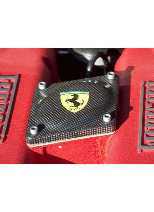 By-pass engine cover Ferrari 360