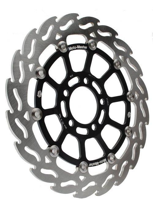MotoMaster Flame remschijf links Shiver 750 ABS 2011-2013