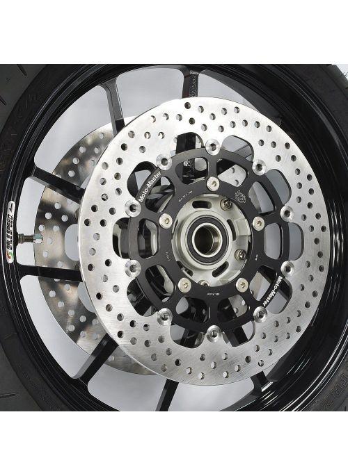 MotoMaster Halo remschijf links F4 1000 RR / Corsacorta 2012-2013
