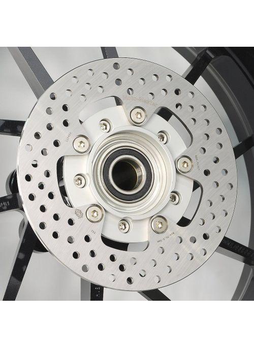 MotoMaster Halo achterremschijf RSV 1000 4 / R / Factory / ABS 2010-2013