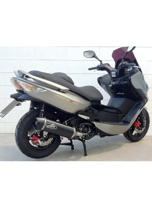 G&G exhaust Kymco X-Citing 500