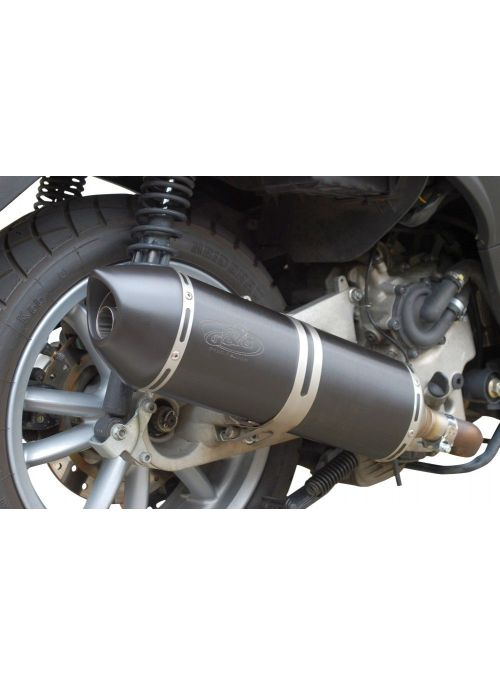 G&G exhaust Piaggio MP3 400