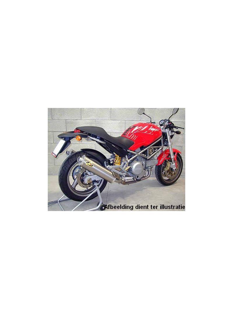 Gg Oval Demperset Voor Ducati Monster 600 750 En 900