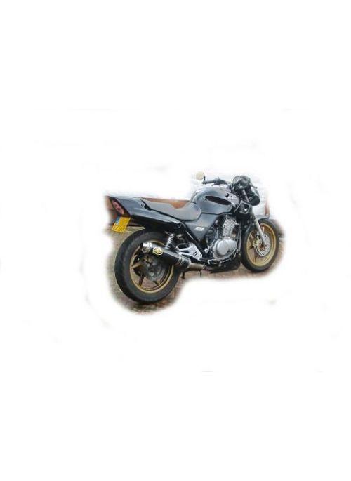 G&G uitlaat Honda CB500