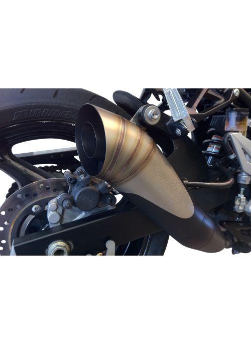 G&G GP slip-on exhaust Suzuki GSR750