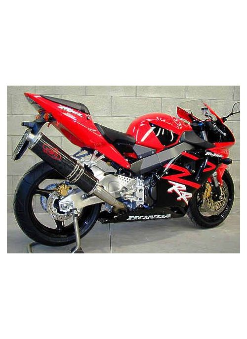 G&G uitlaat Honda CBR954RR 2002-2003