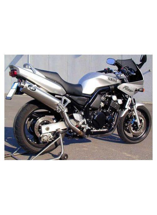 G&G Highmount uitlaat Yamaha FZS600 2002-2003