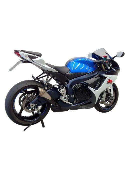 G&G GP uitlaat Suzuki GSX-R600 2011-2014 L1-L4