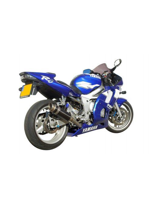 G&G Moto2 uitlaat YZF 600 R6 99-02
