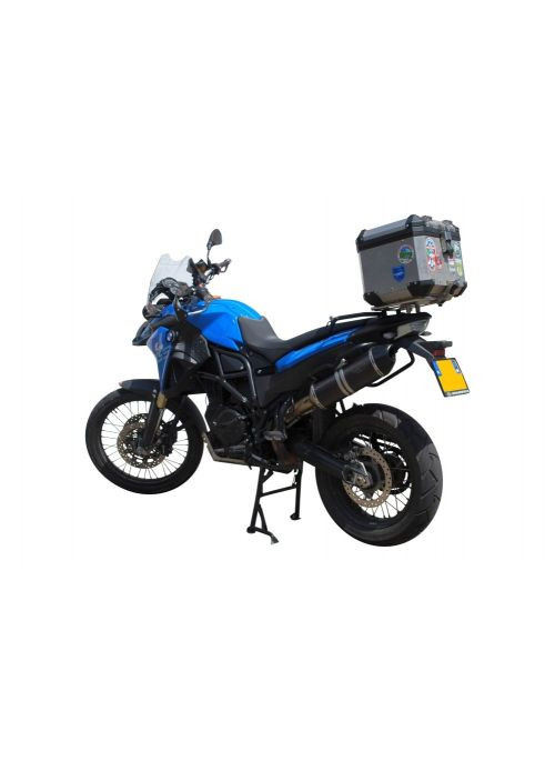 G&G Big Oval uitlaat BMW F800GS Adventure 2013-