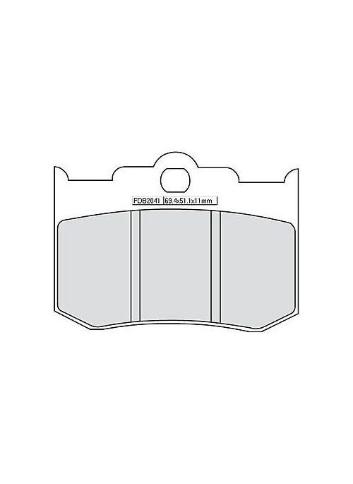 FERODO remblokset FDB 2041 P (organisch)