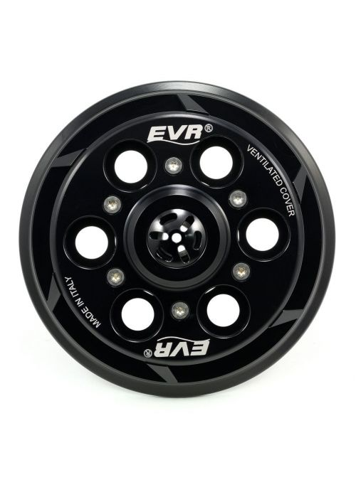 EVR vented pressure plate for clutch