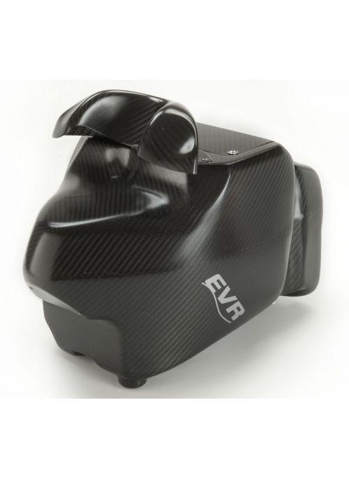 Carbon luchtfilterboxkit Ducati Hypermotard 796 - 1100 / S / EVO