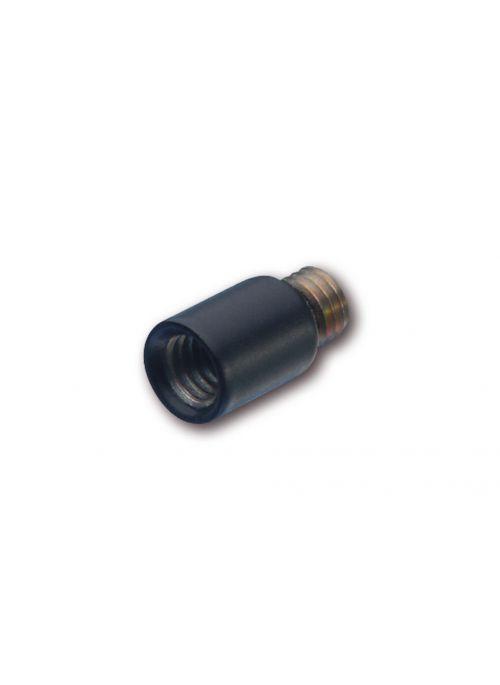 Verlengstuk Micro 1000 en MicroRhombus 10mm zwart