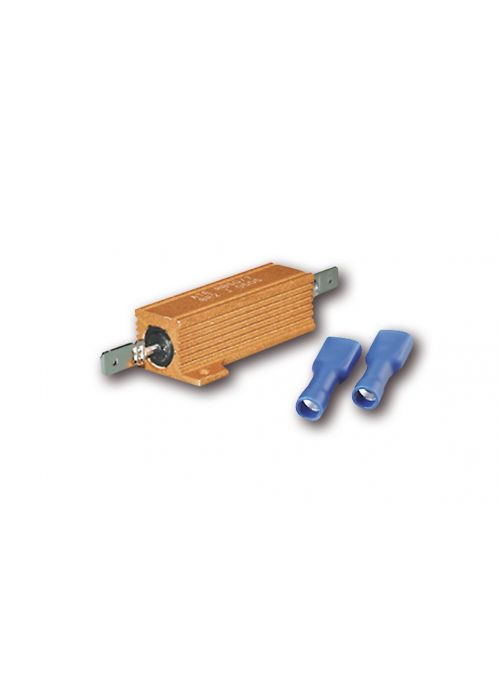 Resistor for LED-taillight