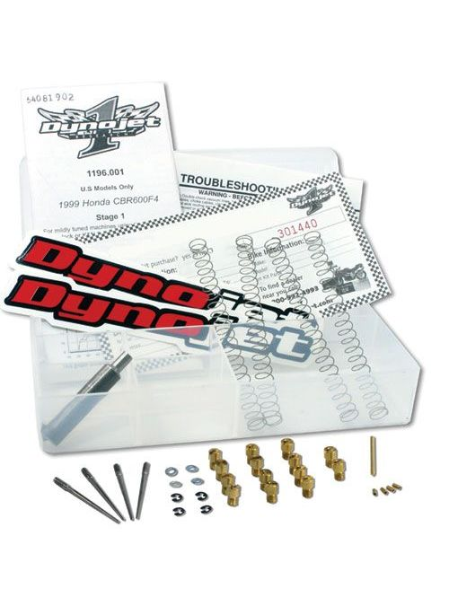 DynoJet kit Stage 1 & 2 Honda NT650 Hawk en NTV650 1988-1992