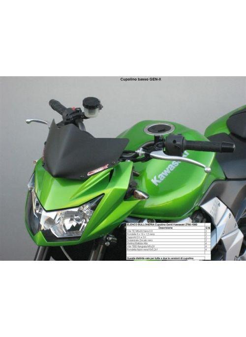 Fabbri Gen-X Sport screen Z750 '07-'12