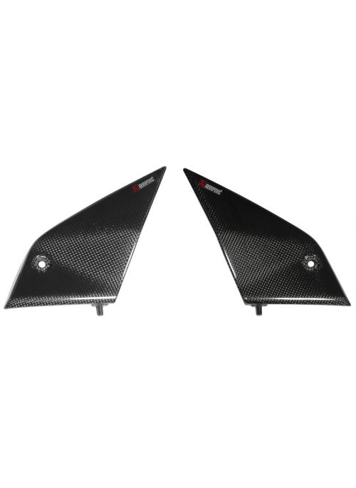 Injection cover kit carbon Z750 2007-2012, Z750R and 2007-2009 Z1000