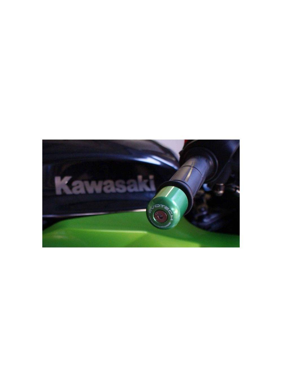 Kawasaki 650f Ninja 2012 Onwards Handlebar End Weights Gg Shop