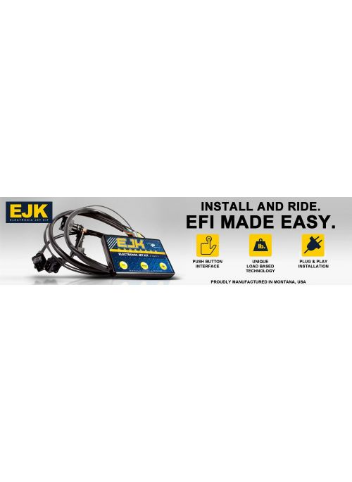 EJK Electronic Jet Kit Gen 3 tune module for Triumph Speed Triple 2006-2015