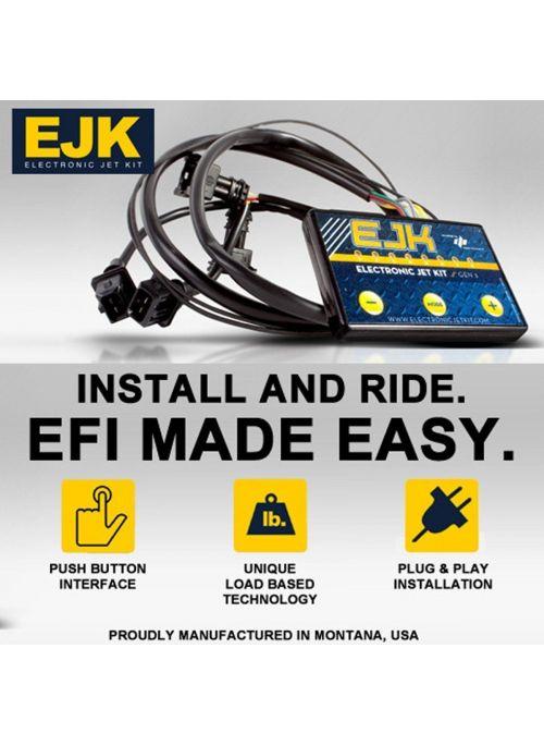 EJK Electronic Jet Kit Gen 3.5 tune module voor Kawasaki ZX-10R 2004-2005