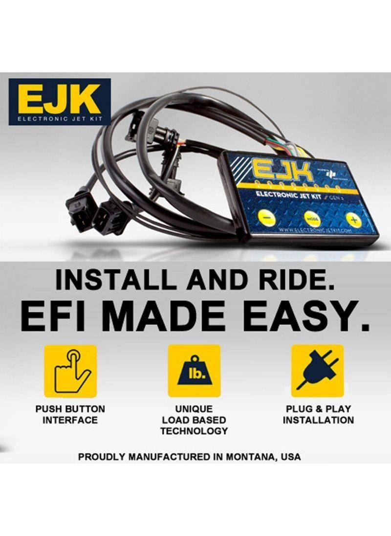 EJK Electronic Jet Kit Gen 3.5 tune module voor KTM RC8 2011-2013