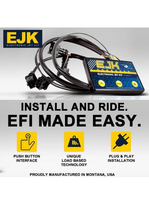 EJK Electronic Jet Kit Gen 3.5 tune module for Kawasaki Versys 650 2007-2016