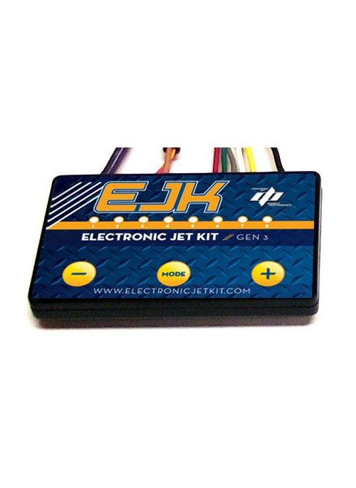 EJK Electronic Jet Kit Gen 3 tune module for Kawasaki ER6f 2012-2016