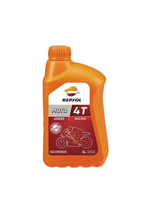 Repsol 4T olie Moto Racing 10W50- olie vol synthetisch - 1L