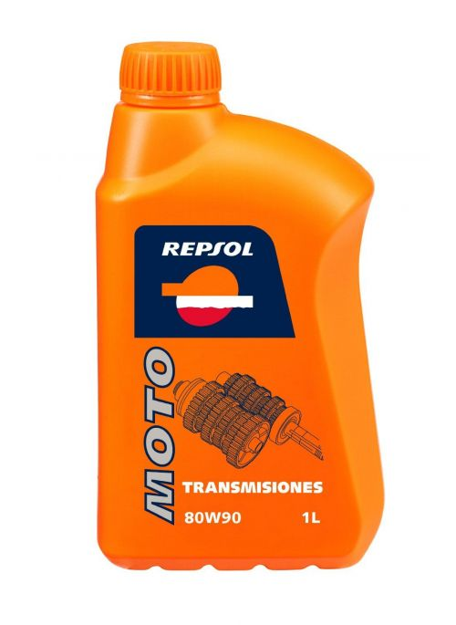 Repsol Moto Transmission 80W90 - 1L
