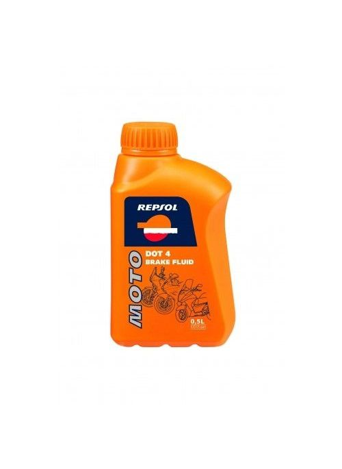 Repsol Moto DOT 4 Brake Fluid - 500ml