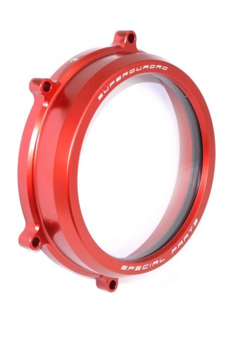 Ducabike koppelingsdeksel cover 959 1199 1299 CC119901 - zwart rood goud zilver