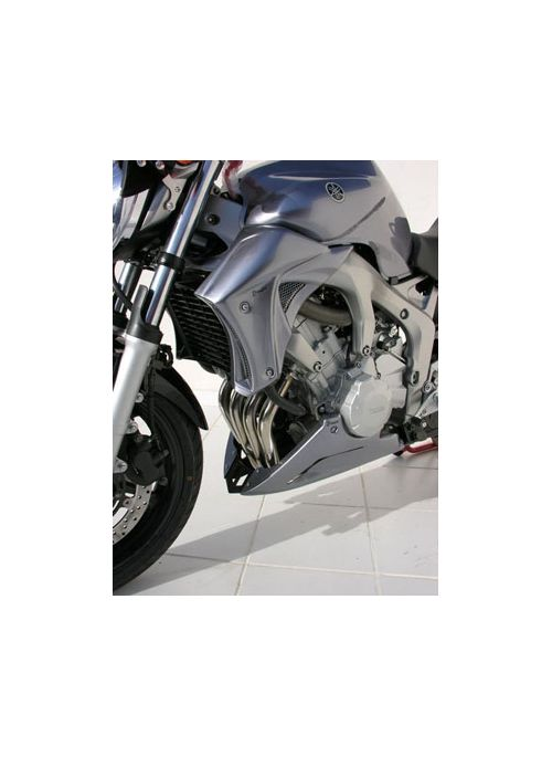 Ermax radiator side panels Yamaha FZ6N S2 2007-2013 (sold per pair)