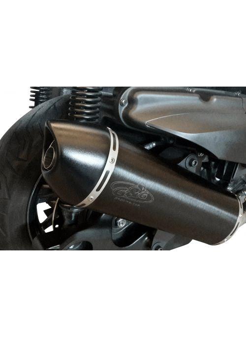 G&G Racing uitlaat Yamaha X-Max 400 2013-