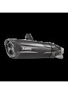 Akrapovic Slip-On Exhaust Black Titanium BMW S1000RR 2017-on