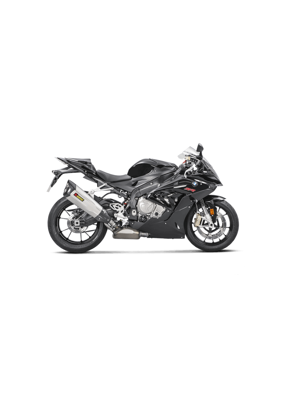 akrapovic slip on exhaust titanium bmw s1000rr 2017 on g. Black Bedroom Furniture Sets. Home Design Ideas
