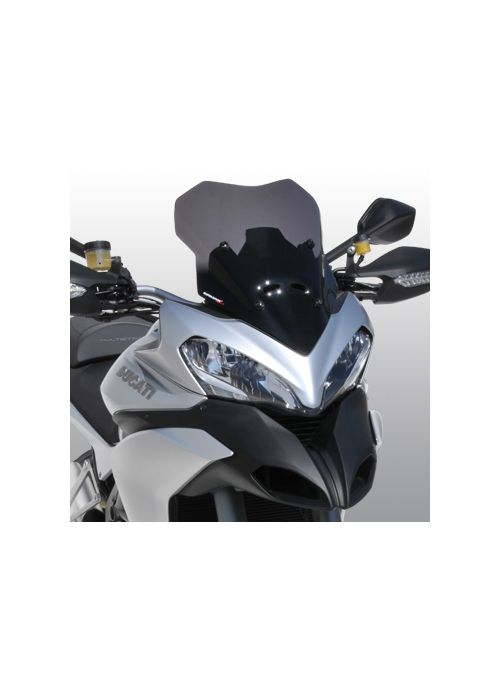 Ermax Sport windshield for 1200 Multistrada (incl. fitting kit) 2015/2016