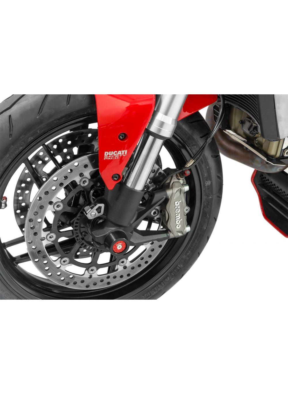 Gold Delrin Crash Sliders For Honda CBR1000RR 2008-2013 08 09 10 11 12 13