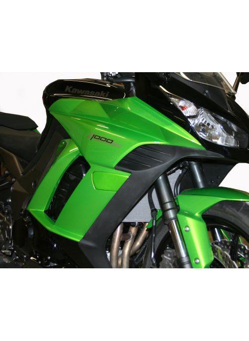 S2 Concept covers voor knipperlichten voorzijde (per paar) Kawasaki Z1000SX 2011-2016