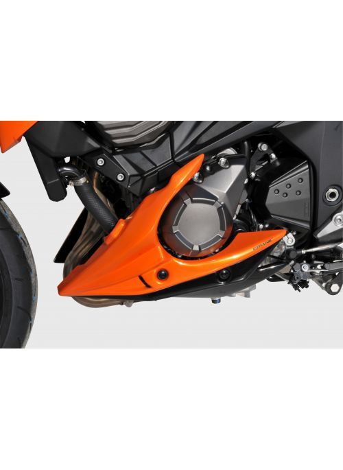 Ermax bellypan (motorspoiler) Kawasaki Z800 2013-2016
