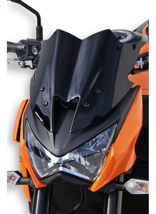 Ermax windscherm flyscreen Sport 25cm Z800/Z800E 2013-2016 (incl. montageset)