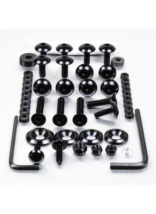 Pro-Bolt fair bolt kit black GSXR600 GSXR750 2006 2007 k6 k7