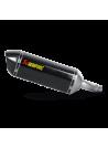 Akrapovic Slip-On Exhaust Carbon Kawasaki Z300