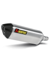 Akrapovic Slip-On Exhaust Titanium Kawasaki Z300