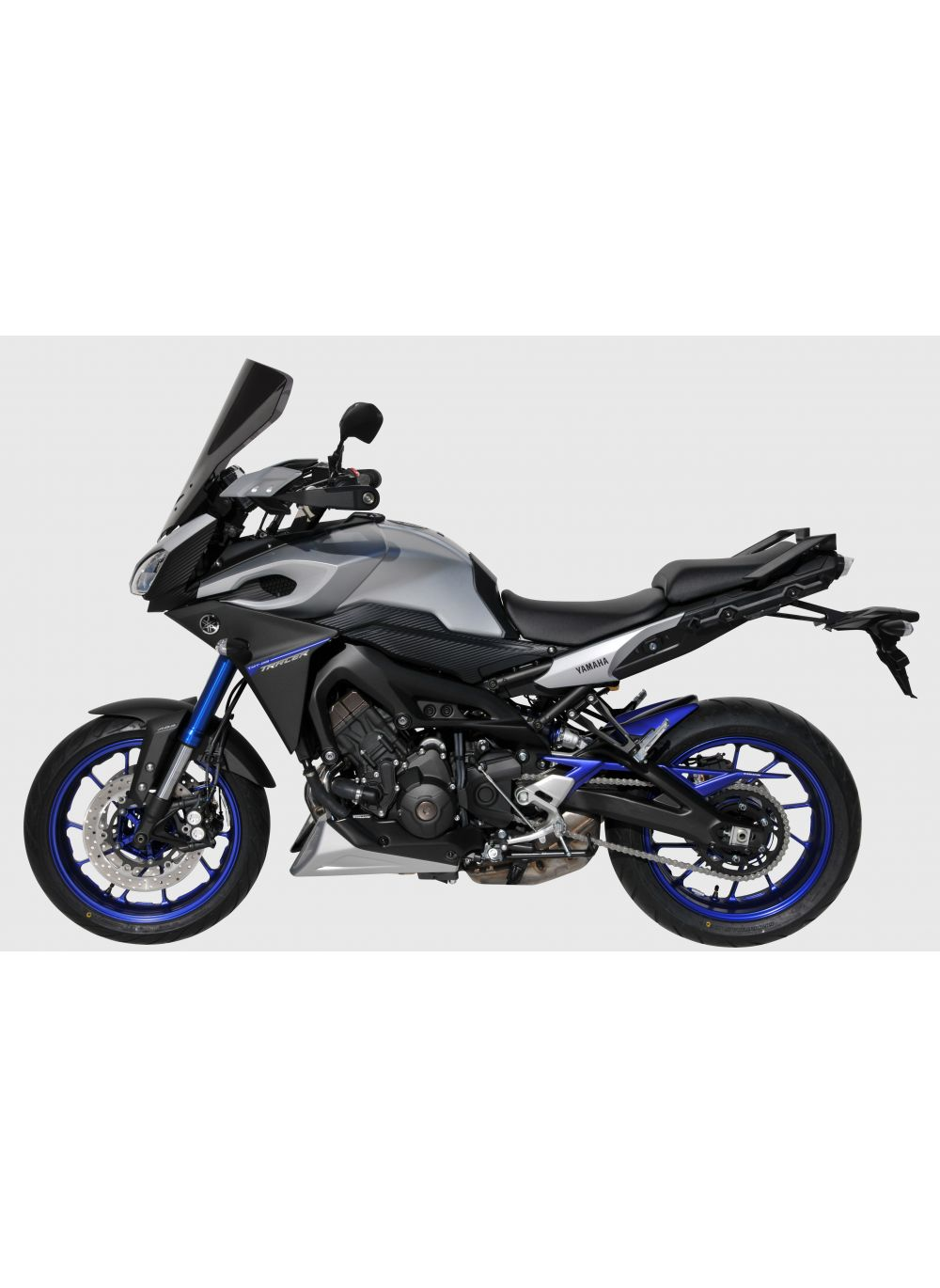 ermax hugger rear fender yamaha mt 09 tracer 900 2015. Black Bedroom Furniture Sets. Home Design Ideas