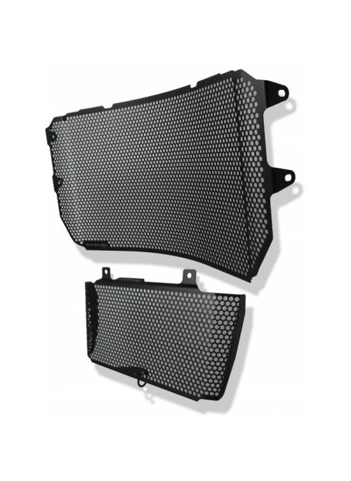 Yamaha MT-10 Radiator Oil Cooler Guard Set 2016-on