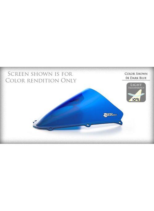 ZeroGravity Windscreen Double Bubble Dark Blue Suzuki GSX-R 750 1991-1992