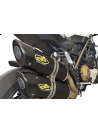 G&G exhaust set Ducati Streetfighter 848