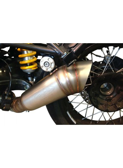 G&G GP exhaust BMW R NineT Racer
