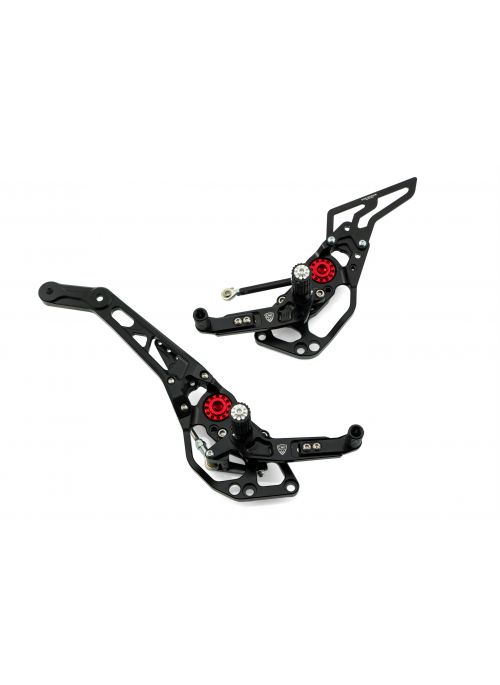 Rearset Ducati Hypermotard 821 and 939